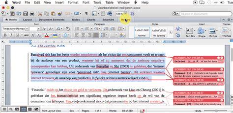 Suivi De Modification Word Mac by Comment Accepter Ou Refuser Les Corrections Avec Quot Track