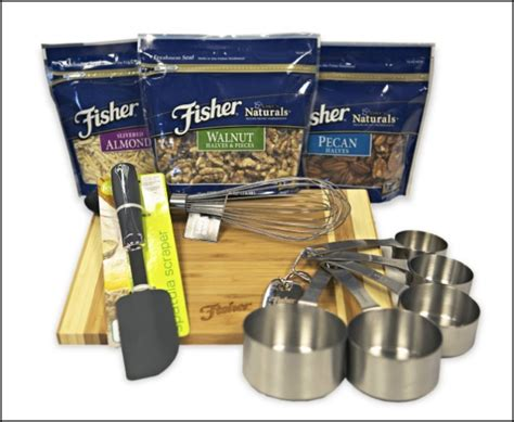 Fisher Nuts Giveaway - holiday almond cookies fisher nuts giveaway hoosier homemade