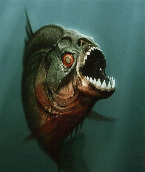 alimentazione piranha piranha le specie
