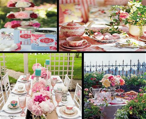 Garden Theme Ideas Colorful Garden Tea Wedding Theme My Fav Is The Bottom Left My Garden
