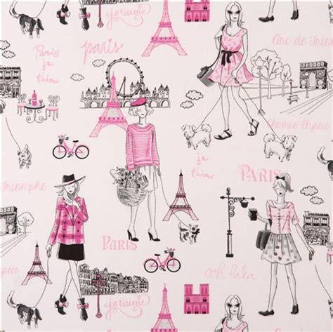 Nisa Moda Pink By U Shop white glitter parisian fabric timeless