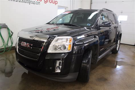 gmc terrain 6 cyl 2015 gmc terrain sle 3 6l 6 cyl automatic awd for sale