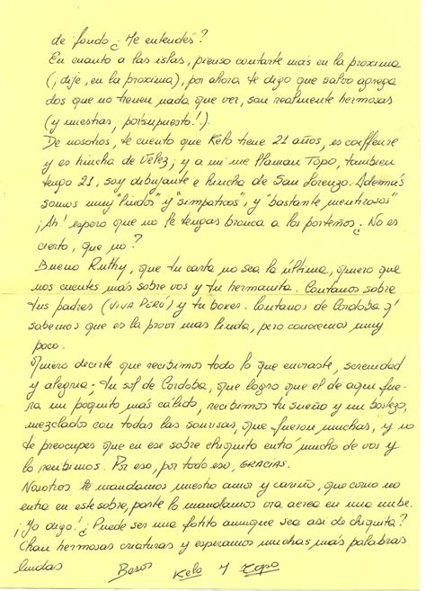carta para inmigracion de amigos para perdon liga naval argentina malvinas