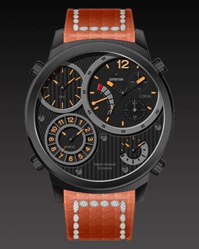 Jam Tangan Montblanc 5atm 9168 jam tangan expedition e6623
