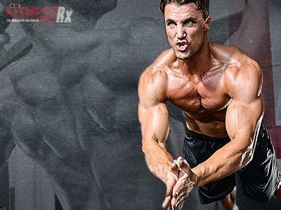 optimum performance workout fitnessrx for