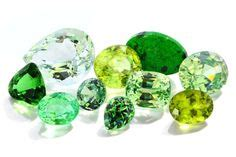 1000 ideas about green gemstones on gemstones