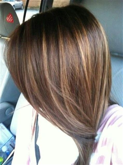 caramel highlights hair wedding summer