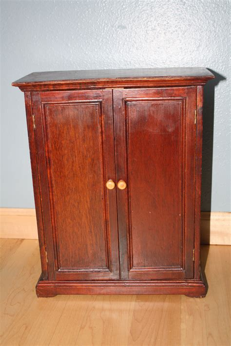 doll furniture armoire for american
