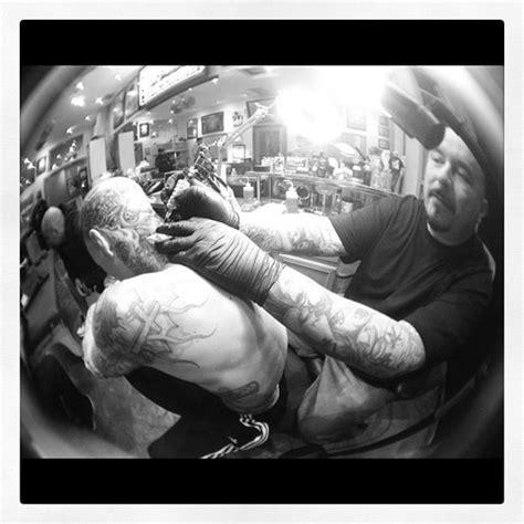 mister cartoon tattoo prices travis barker head tattoo cartoon photo galleryphoto