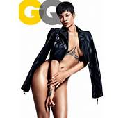 Rihanna Poses Completely Naked As GQ Magazines Obsession Of The Year