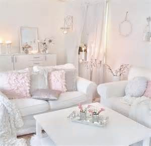 Shabby Chic Livingrooms d 233 cor rose chambre tumblr first set on famin com