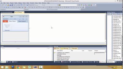cara membuat not balok do c cara membuat tilan form seperti ms office vb net youtube