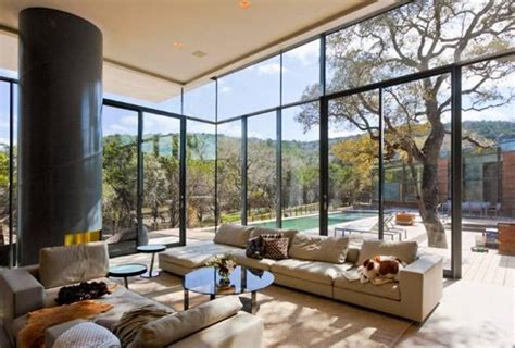 big window house 10 benefits of adding large energy efficient windows to modern house designs