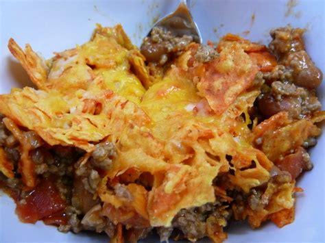 cookin cowgirl mexican dorito casserole