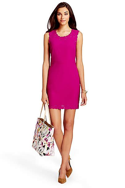 Bright Colored Wrap Dresses - solid color dresses bright neutral colored dresses by dvf
