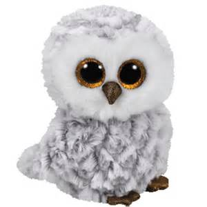 Ty beanie boos owlette the owl 6 in at birthday direct