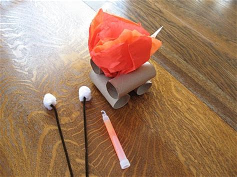 How To Make Flames Out Of Paper - 1000 ideas about cfire crafts on summer