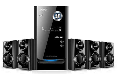 5 1 home theater system multimedia speaker manufactory