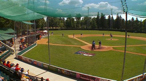 Minnesota Mba Baseball by State Baseball Tournament Is A Labor Of 171 Cbs