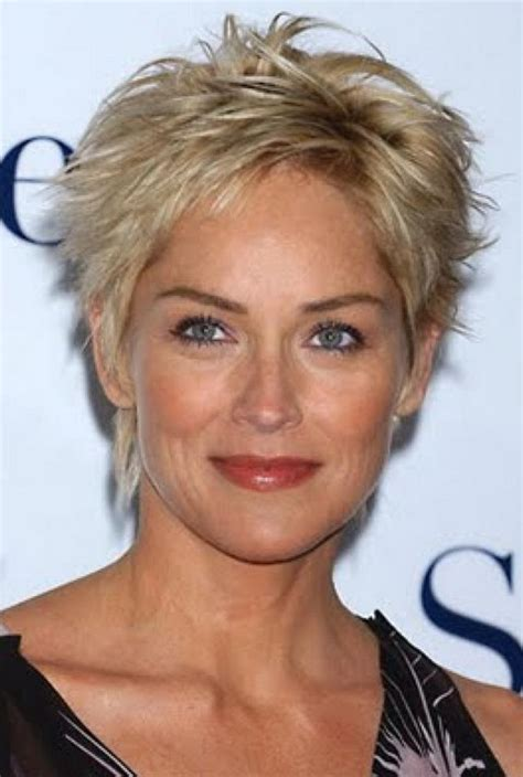 hair styles for woman over 50 with a large nose 20 short haircuts for women over 50 pretty designs