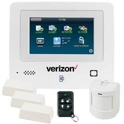 verizon home security ge interlogix simon xti 5 cellular cdma wireless security