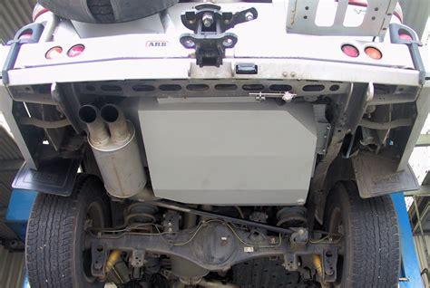 Fuel Tank Capacity Of Toyota Land Cruiser 180l Replacement Hi Capacity Fuel Tank The Ranger
