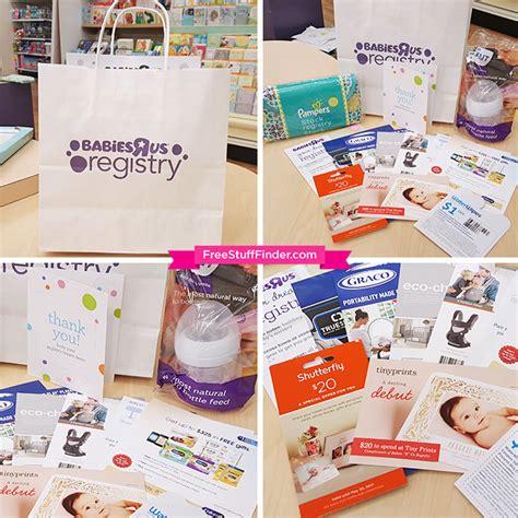 baby r us registry finder 5 best baby registry freebies