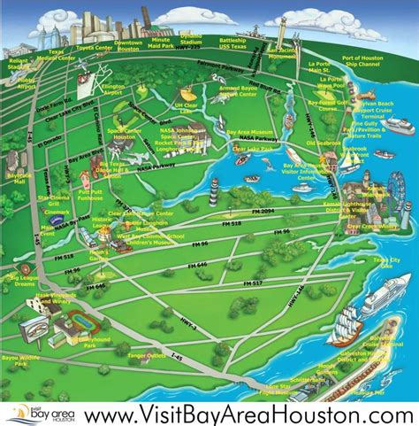 texas tourist attractions map 44 best images about league city galveston bay on bridal portraits a hurricane
