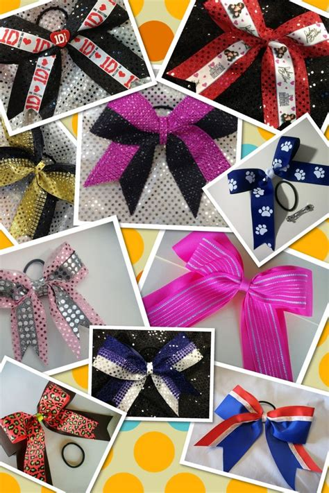 Different Type Of Hair Bows by Different Kinds Of Bows How To Make Hair Bows