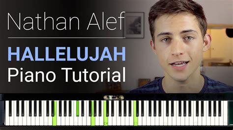 Keyboard Tutorial Hallelujah | piano tutorial quot hallelujah quot chords and arrangement