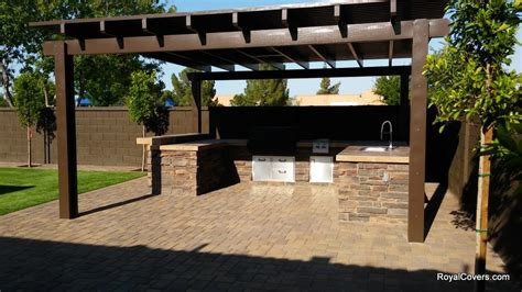 How To Build A Backyard Patio by Alumawood Patio Cover Patio Pergola Covers For