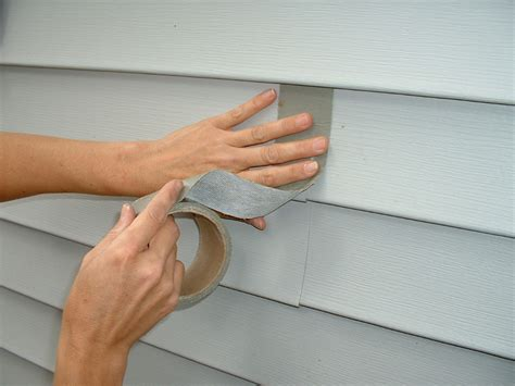 how to fix siding on your house house siding repair home owners solution center eternabond