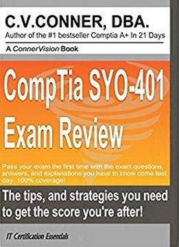comptia security review guide sy0 501 books comptia security syo 401 review pdf