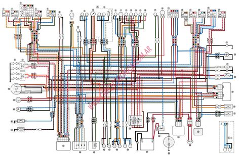 2001 yamaha r1 wiring diagram 29 wiring diagram images