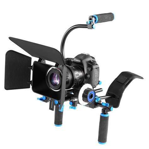 dslr stabilizer dslr rig shoulder stabilizer support kit