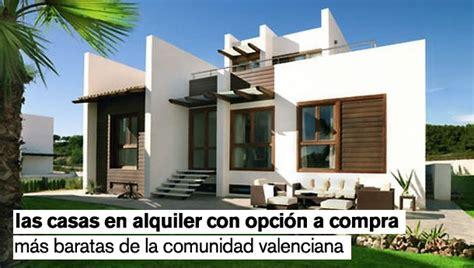 pisos de alquiler con opcion a compra valencia 10 viviendas en alquiler con opci 243 n a compra en la