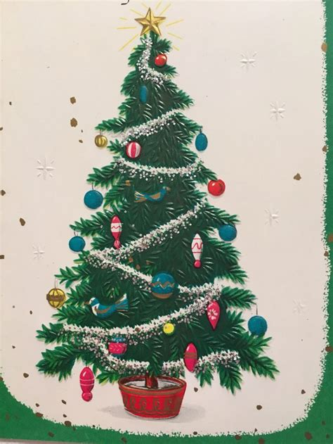 358 best christmas tree cards and illustrations images on