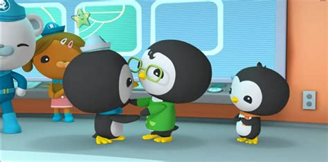 octonauts images penguin family hd wallpaper background photos 28363751