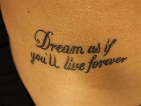 tattoo quotes for dreams andrea callahan i will never get use to you a roleplay