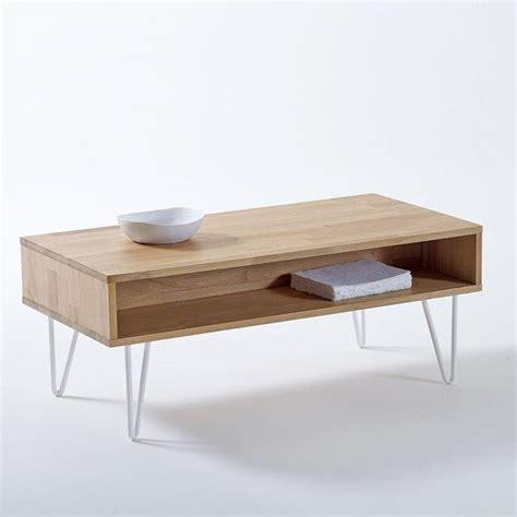 De La Table Dç Finition by Les 25 Meilleures Id 233 Es Concernant Table Basse Chene