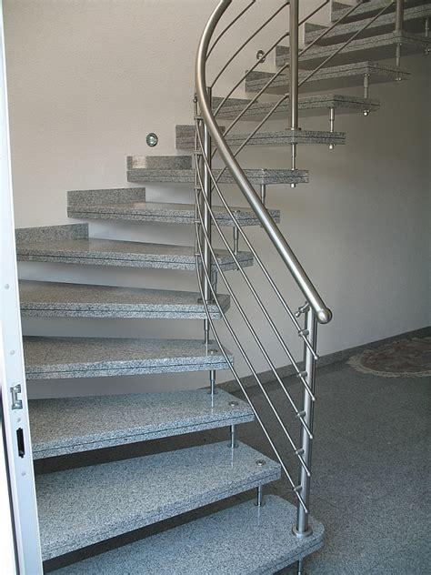 edelstahl treppengeländer innen metallbau rabe gmbh schmiedebetrieb in ringgau r 246 hrda