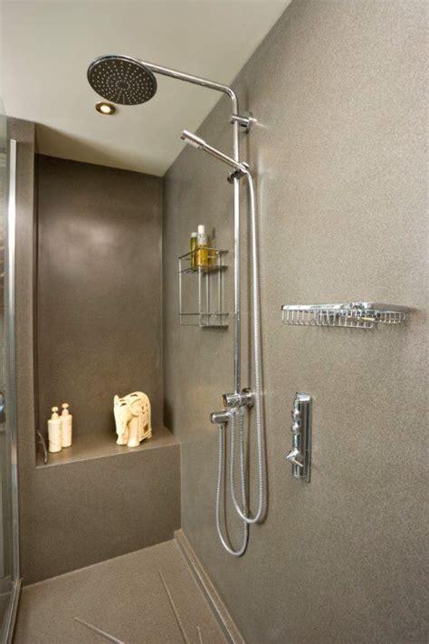 corian showers corian clad shower so easy to clean bathroom