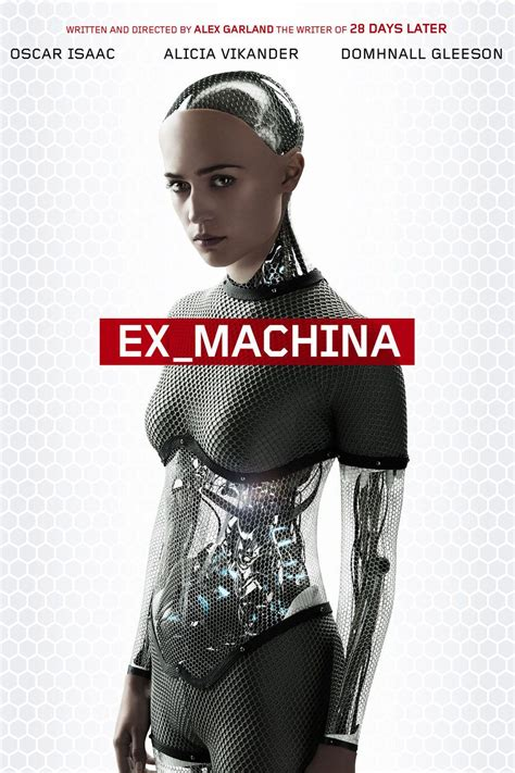 ex machina movie ex machina poster great movie the turing test has been
