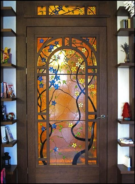 glass paned door 2nd 17 best images about stained glass doors on