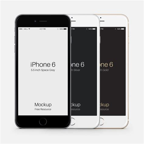 iphone app mockup template iphone 6 mockup template