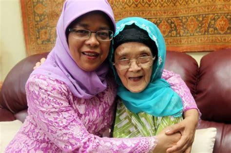 biography of halimah yacob halimah yacob s mother dies latest singapore news the