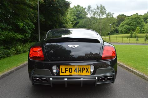 bentley rear bentley continental gt xclusive rear bumper xclusive