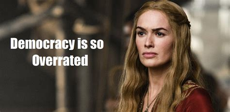 Cersei Lannister Meme - 7 reasons why the gozo tunnel project is a really bad idea