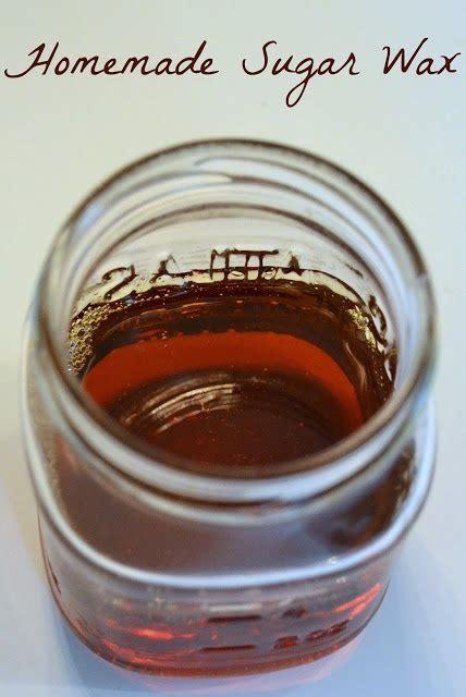 Sugar Waxing 2 sugar wax recipe diy and crafts and