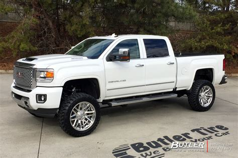 gmc denali wheels 22 gmc denali with 22in grid offroad gf2 wheels exclusively